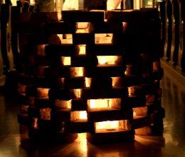 Fénykút installáció 2011.