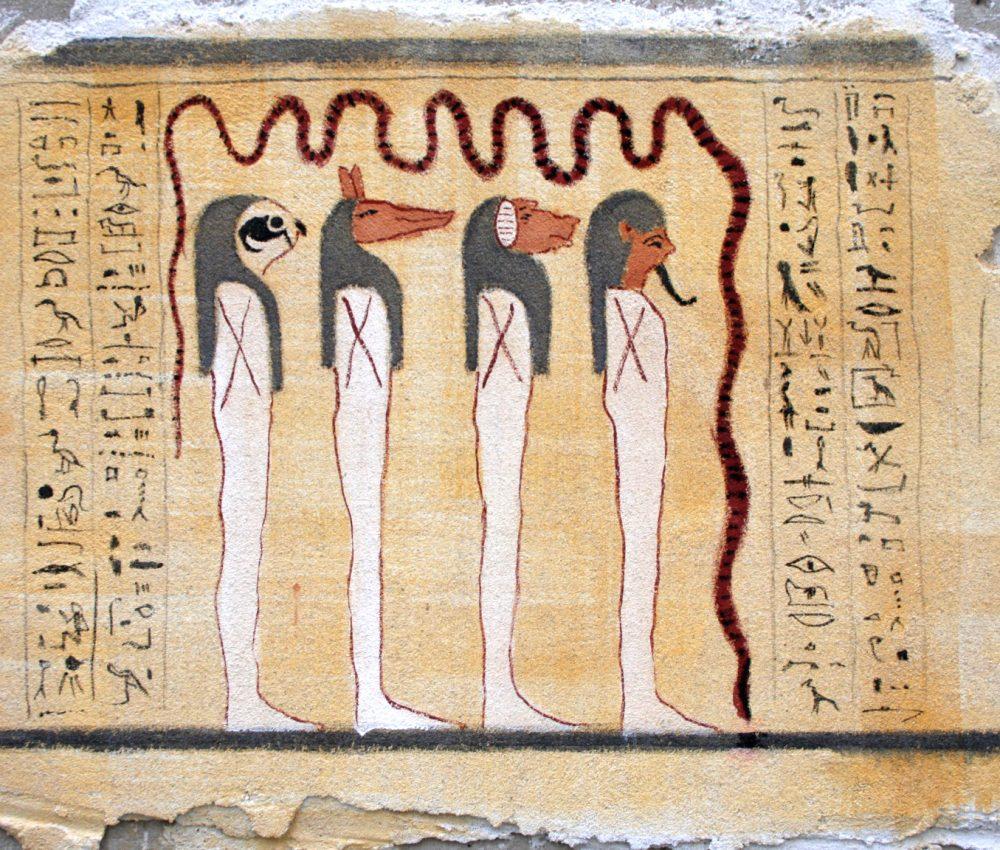 Egyiptomi részlet I. szekkó 2005.