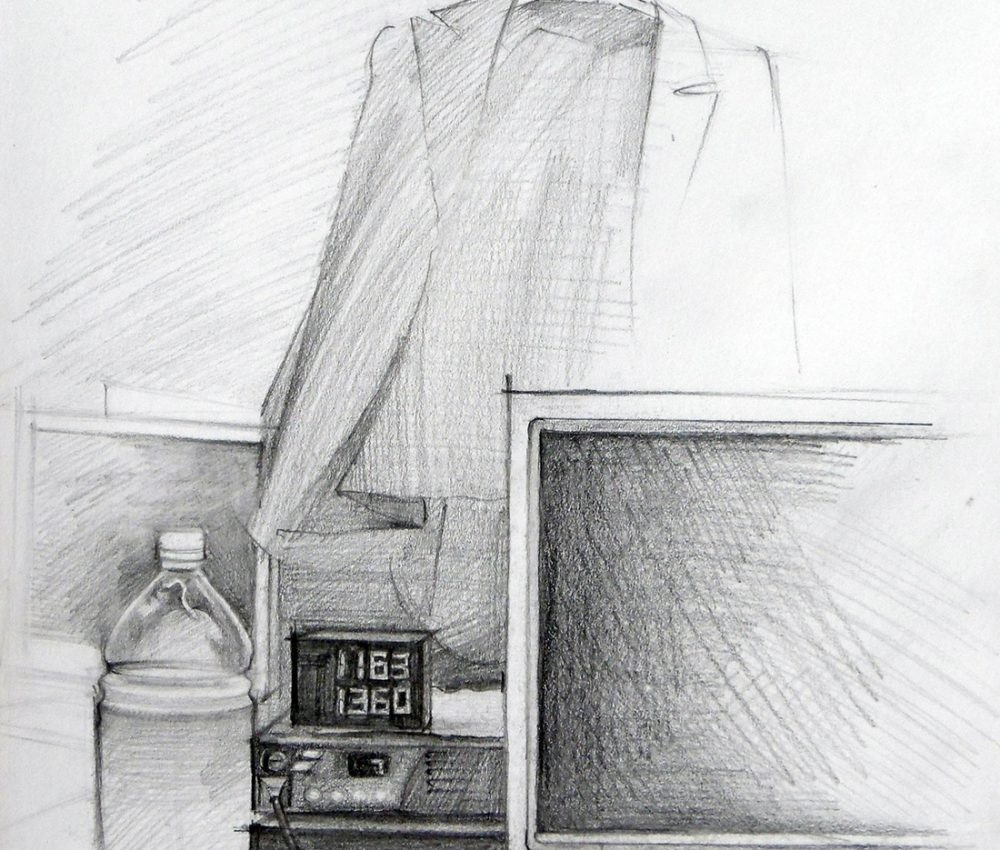 Kódkijelző ceruza, papír 2011.